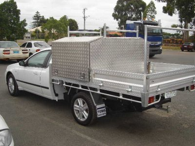 How to Add Functionality to Your Truck with Custom Aluminium Storage