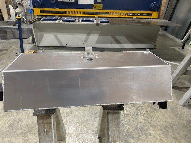 1 Aluminium Fuel Tank Fabricators Perth Steel Fuel Tank By Kp Fabrication