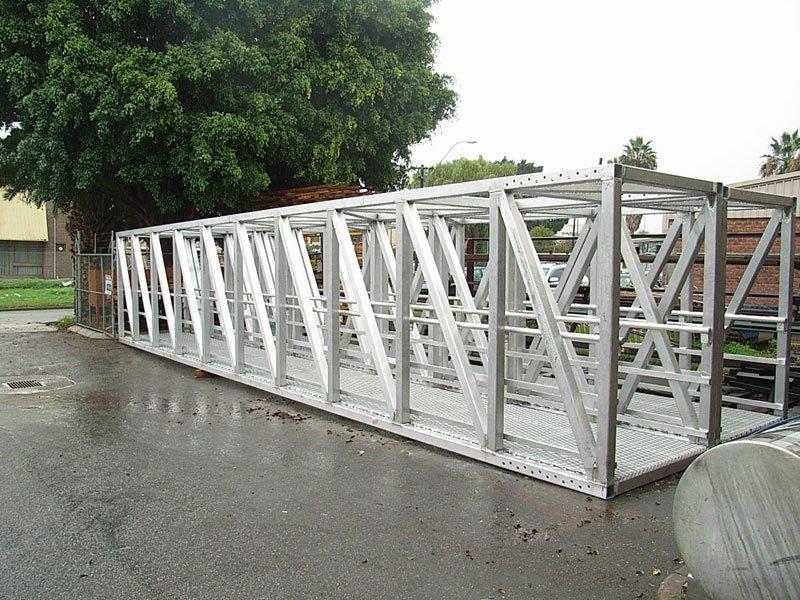 Benefits Of Aluminium Gangways